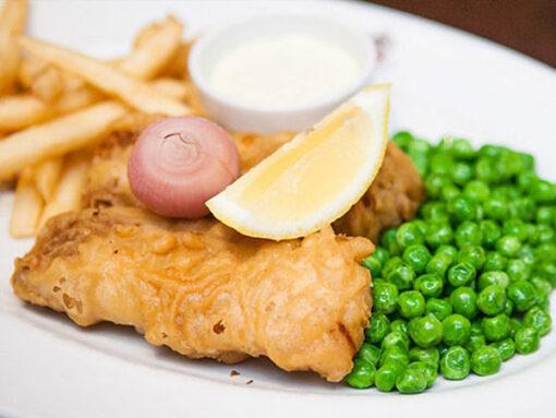 Londoner Fish N Chips